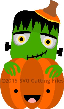 Frankie Pumpkin Peeker