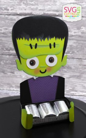 Frankenstein Tray Holder
