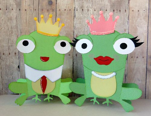 Frog Fry Box (boy/girl)