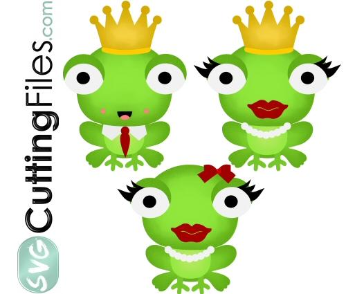 Frog Prince/Princess