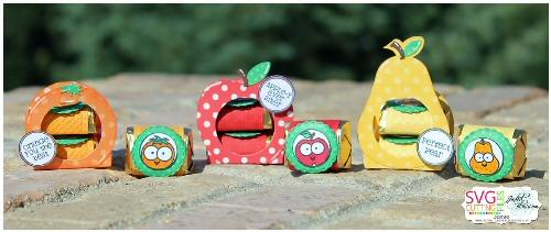 Fruit Nugget Holders