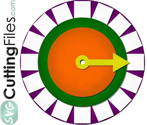 Spinner Game Piece