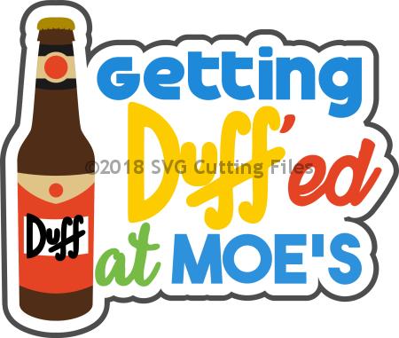 Getting Duffed At Moes