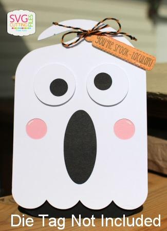 Ghost Flip Card