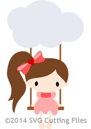 Girl In Cloud