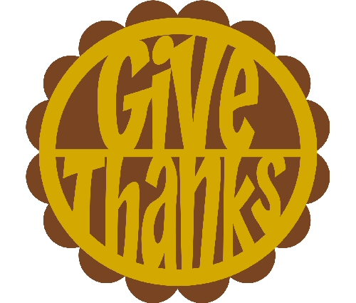 Give Thanks Tag