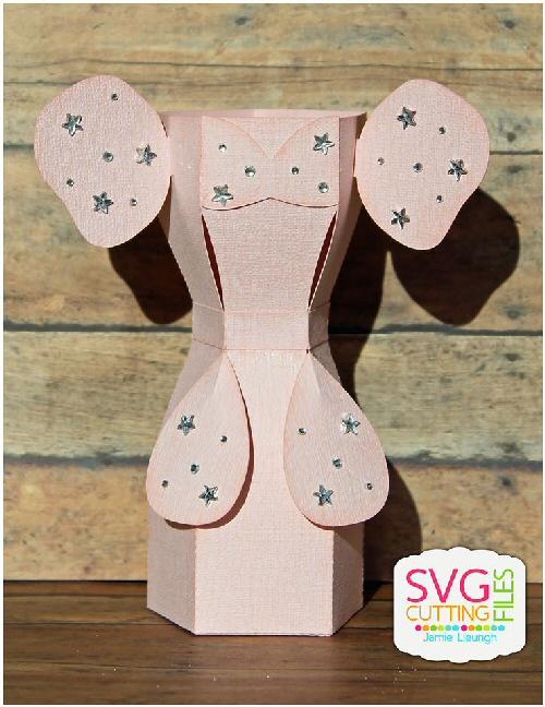 Glinda Dress Box