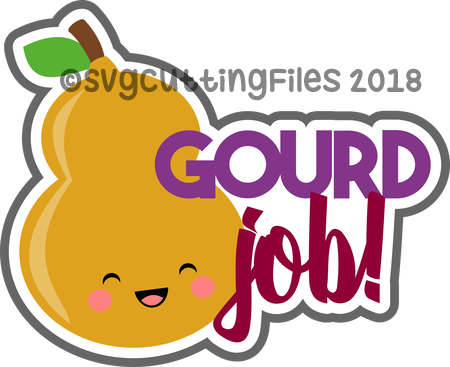 Gourd Job
