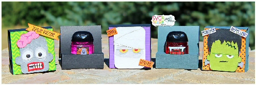 Halloween Soap Holders (NEW SIZE)