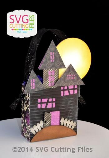 Haunted House Bag