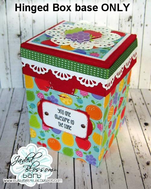 Hinged Gift Box