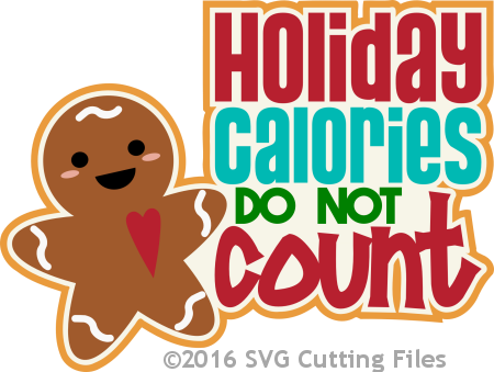 Holiday Calories Dont Count