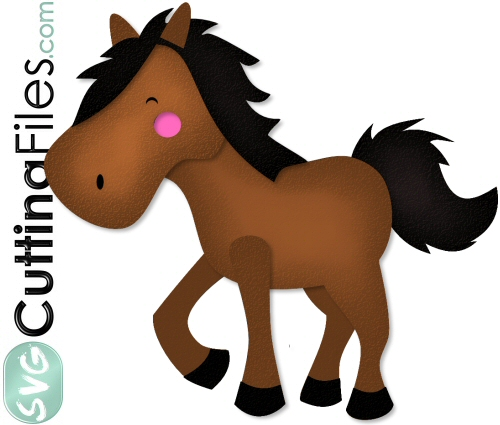 Pp 701 A Horse Of Course Svg Cutting File This Is