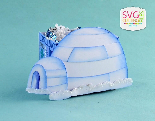 Igloo Treat Box