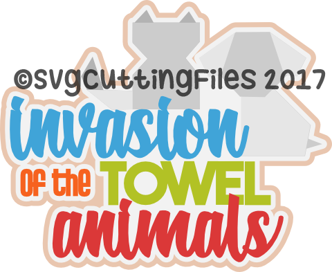 Invasion of the Towel Animals