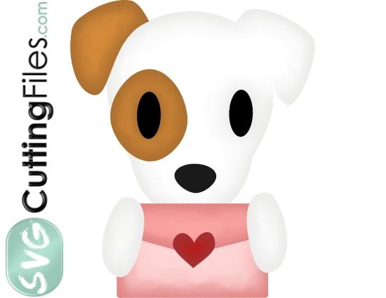 Jack Russell Terrier Letter