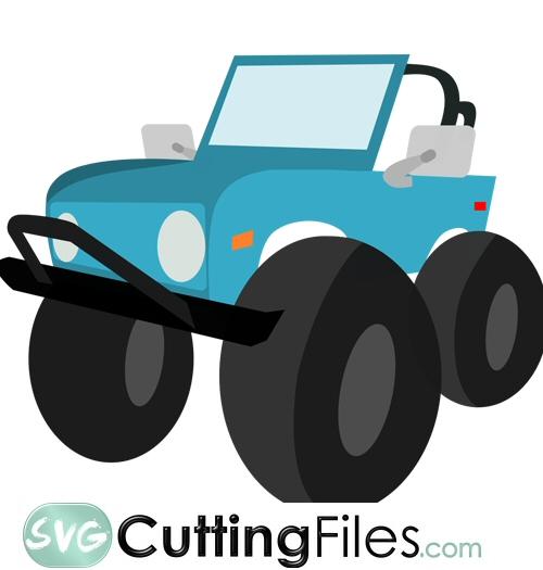 Chibi Jeep
