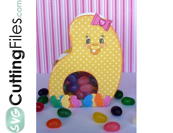 Jelly Bean Treat Box
