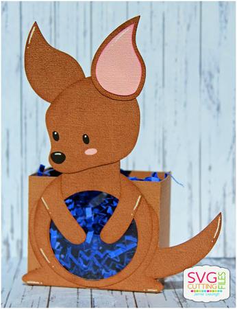Kangaroo Belly Box