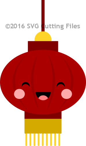 Kawaii Chinese Lantern