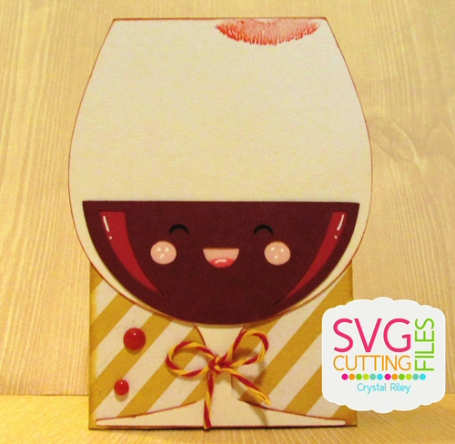 Kawaii Cognac Treat Box