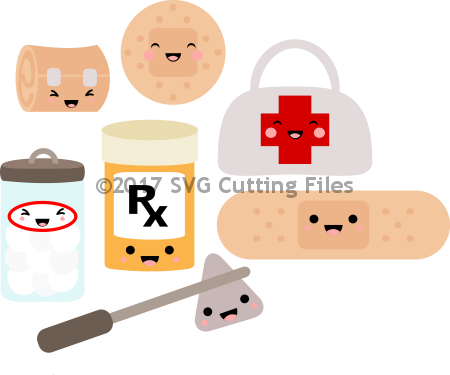 Kawaii First Aid