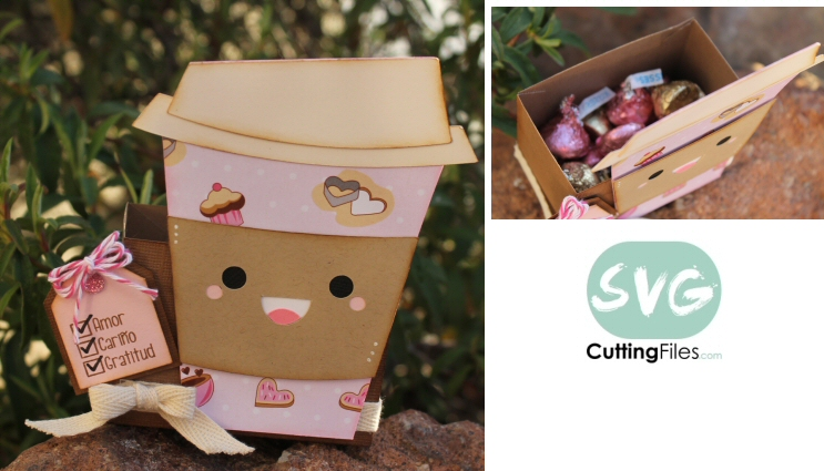 Kawaii Latte Treat Box
