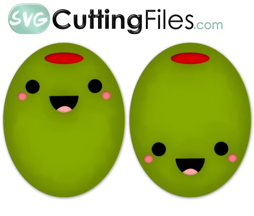 Kawaii Olives