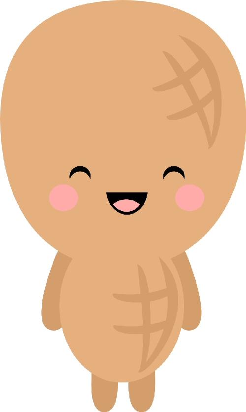 Kawaii Peanut