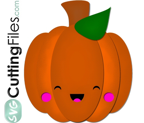 Kawaii Pumpkin