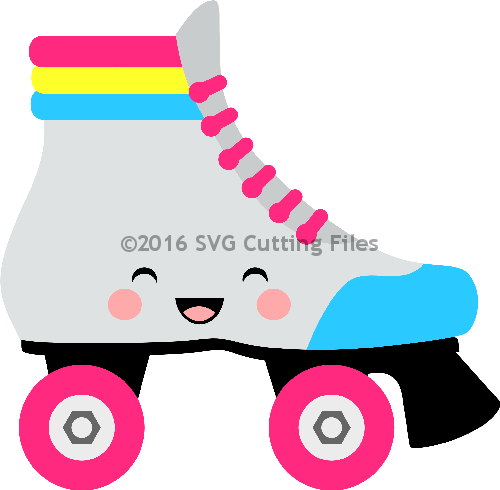 Kawaii Roller Skate