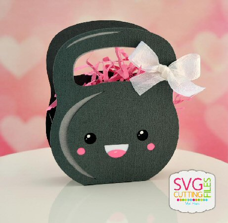 Kawaii Kettlebell  Box