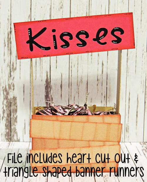 Kissing Booth Treat Box