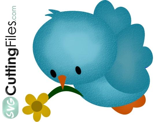 Little Birdie - Flower