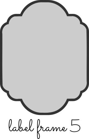 Label Frame 5
