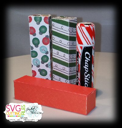 Stick Balm Single Box Holder