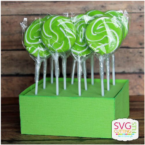 Lollipop Holder Box