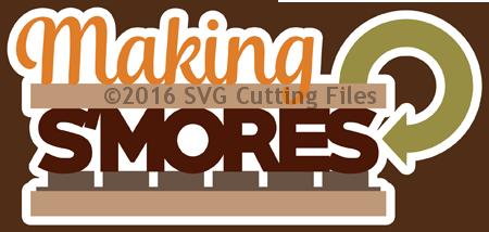 Making Smores