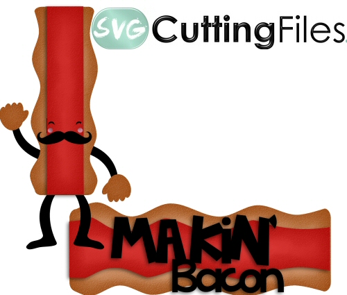 Kawaii Makin' Bacon
