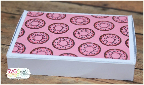 Mini Donut Box