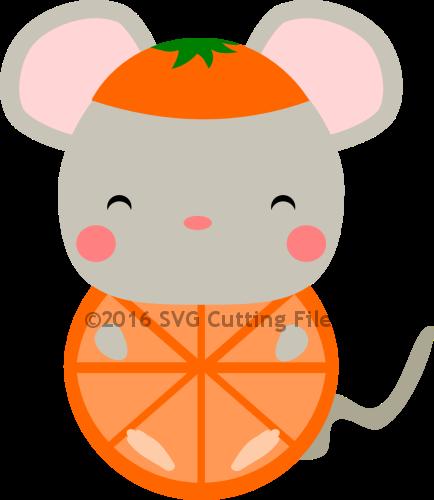 Mouse Orange