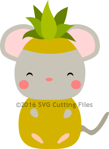 Mouse Pineapple