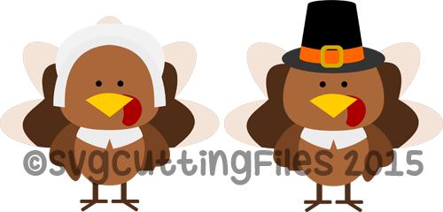Mr and Mrs Turkey
