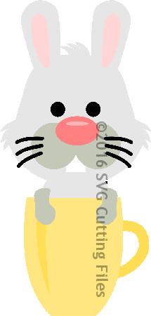 Mug Critter Bunny