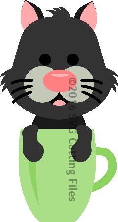 Mug Critter Kitty