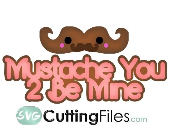 Mustache You 2B Mine