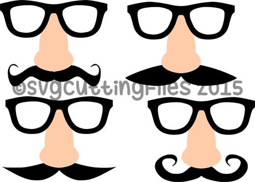 Mustache  Disguises