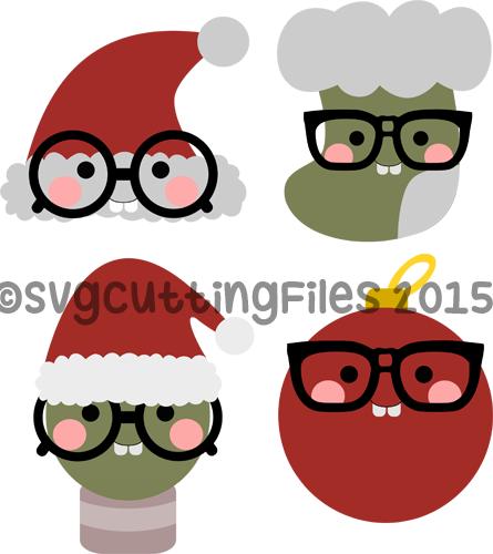 Kawaii Nerdy Christmas