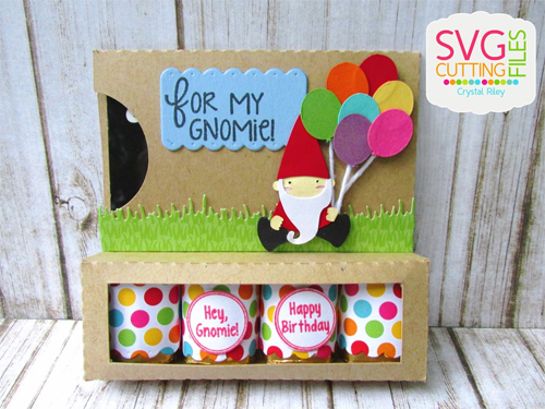Nugget Gift Card Holder