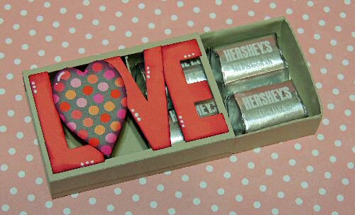 Nugget LOVE Slider Box